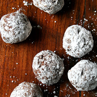 Vegan Rum Balls Recipes
