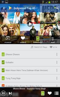 Hungama Music - Songs & Videos- screenshot thumbnail