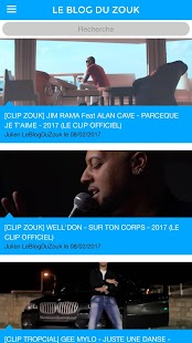 Le Blog Du Zouk (LeBlogDuZouk)- screenshot thumbnail
