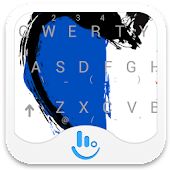 French Heart Keyboard Theme Icon