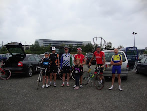Photo: Team MdR ready for the off!