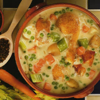 Hearty Chicken and Vegetable Stew.