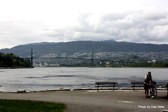 Photo: (Year 2) Day 324 - Lions Gate Bridge Over to North Shore