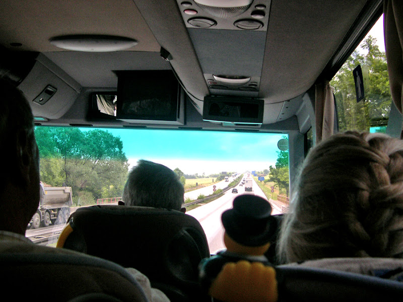 Photo: on the road