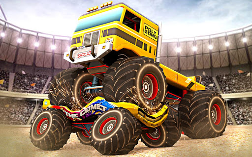 Extreme Demolition Derby Truck Crash 1.4 screenshots 1