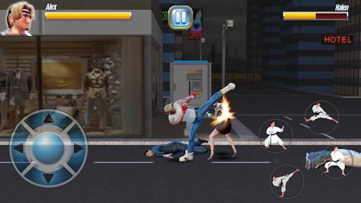 Street Fighting: Rage Battle  screenshots 3