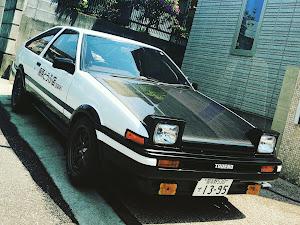 スプリンタートレノ AE86 AE86 GT-APEX 58年式のカスタム事例画像 lemoned_ae86さんの2020年08月01日13:39の投稿