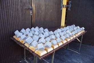 Photo: Granitni pokali (kaj bo spet revolucija?)
