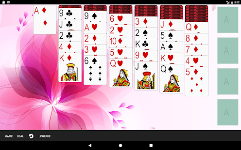 5 Free Solitaire Games- screenshot thumbnail