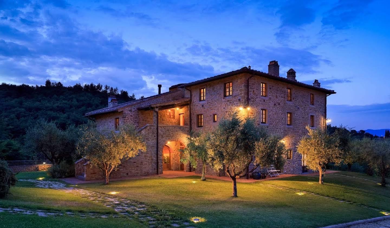 Villa avec jardin Cavriglia