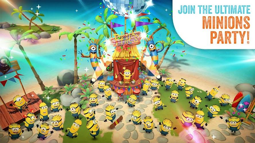Minions Paradise - screenshot