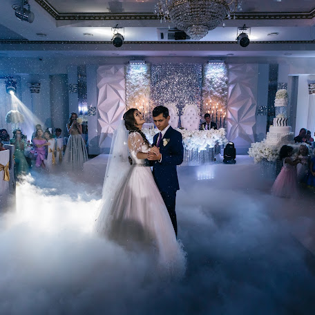 Wedding photographer Evgeniy Mashaev (Mashaev). Photo of 06.12.2017