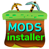 Mods Installer for Minecraft PE icon