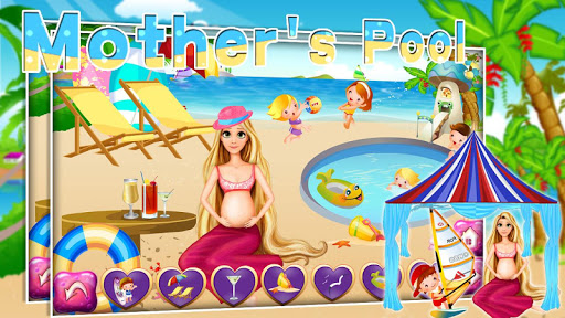 Mother's pool