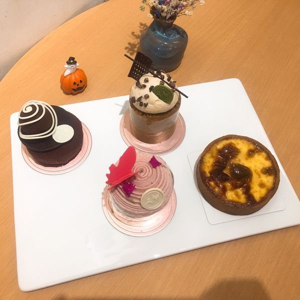諾斯甜點工作室-香氣更甚味道