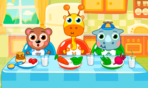 Kindergarten : animals  screenshots 4