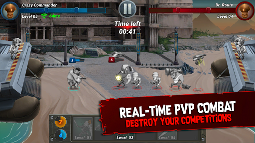 Zombie Heroes: Landing Beach 0.5 screenshots 6