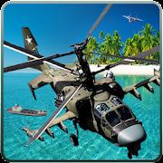 Helicopter Heavy Gunship Battle 3D