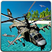Helicopter Heavy Gunship Battle 3D Icon