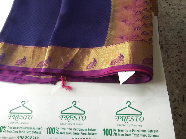 Presto Green Dry Cleaners