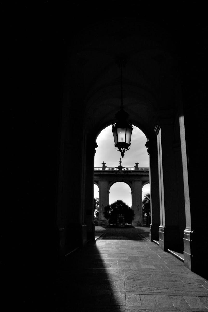 Gli archi del Palazzo Reale di mtan73