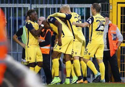 Le Felice Time se retourne encore contre Charleroi, qui reste deuxième