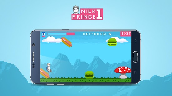 Milk Prince 1- screenshot