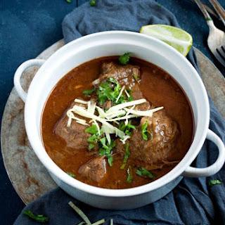Nihari (Indian Beef Stew).