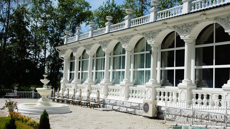 Дворец Торжеств в Хабаровске