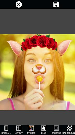 Collage Photo Maker Pic Grid Screenshot