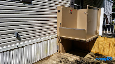 Photo: Bruno Wheelchair Lift | VPL-3153