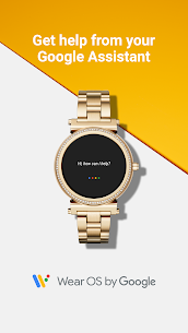 Android Wear Smartwatch by Google Smartwatch 5