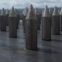 Le matite d'acciaio  di