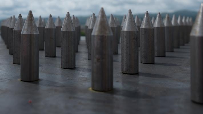 Le matite d'acciaio  di Pelagus