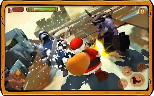 Santa Vs Monsters - The Survival Battle - náhled
