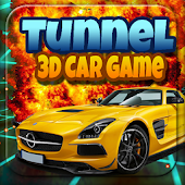 Tunnel 3D Car Game