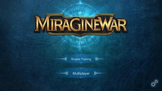 Miragine War Mod Apk (Unlimited Crystals) 1