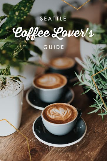 Coffee Lover's Guide Cups - Pinterest Pin Template