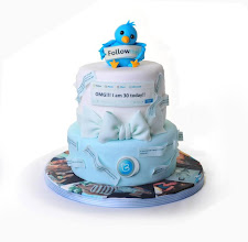 Photo: 'Fritter' cake - FB & Twitter by Shereen's Cakes & Bakes (5/11/2012) View cake details here: http://cakesdecor.com/cakes/15001