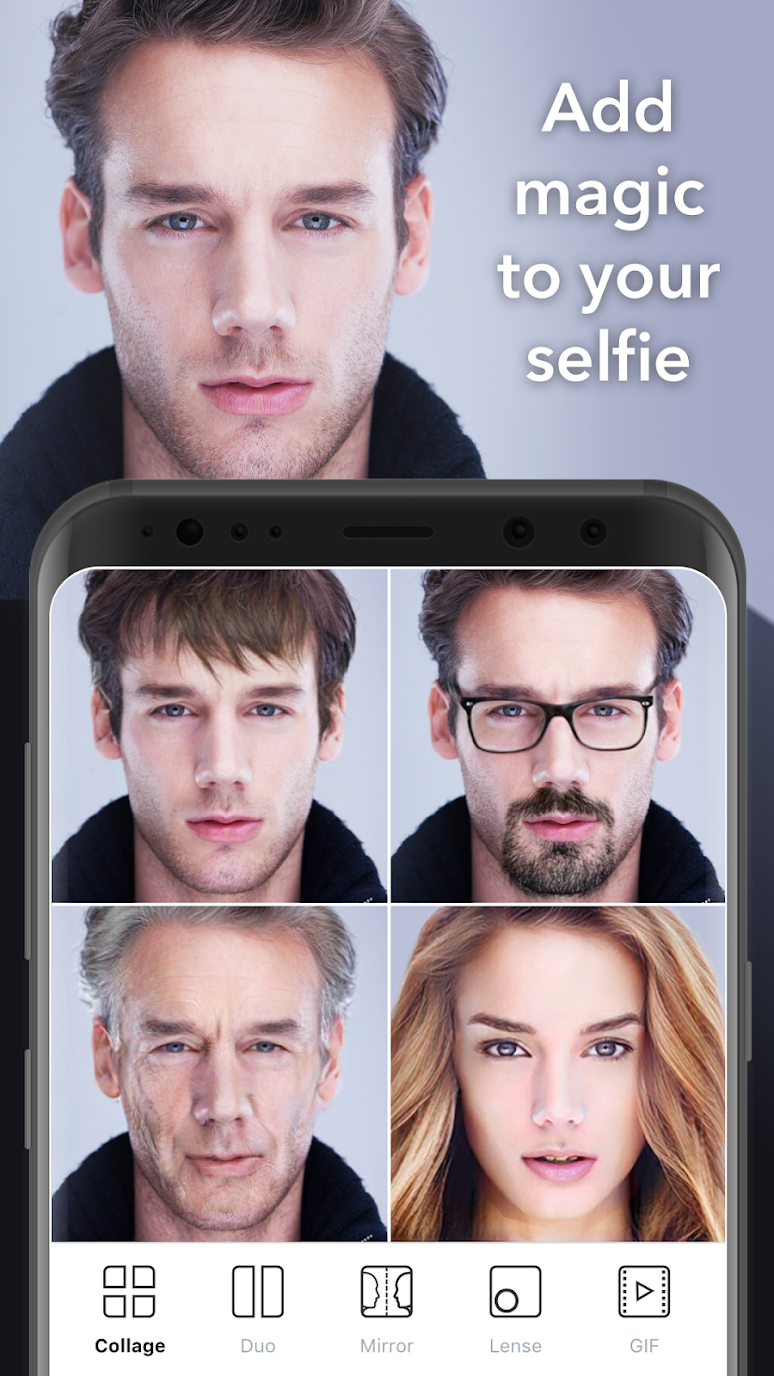 FaceApp Pro Mod Apk (Remove Watermark/Unlocked) 1