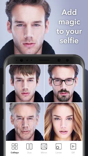 FaceApp Android App Screenshot