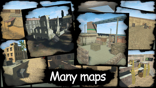 Control Shot CS mod apk download for android 4