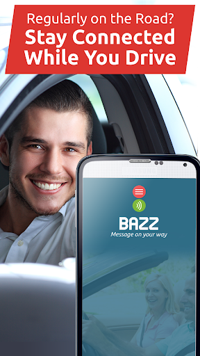 BAZZ Text While Driving Safe