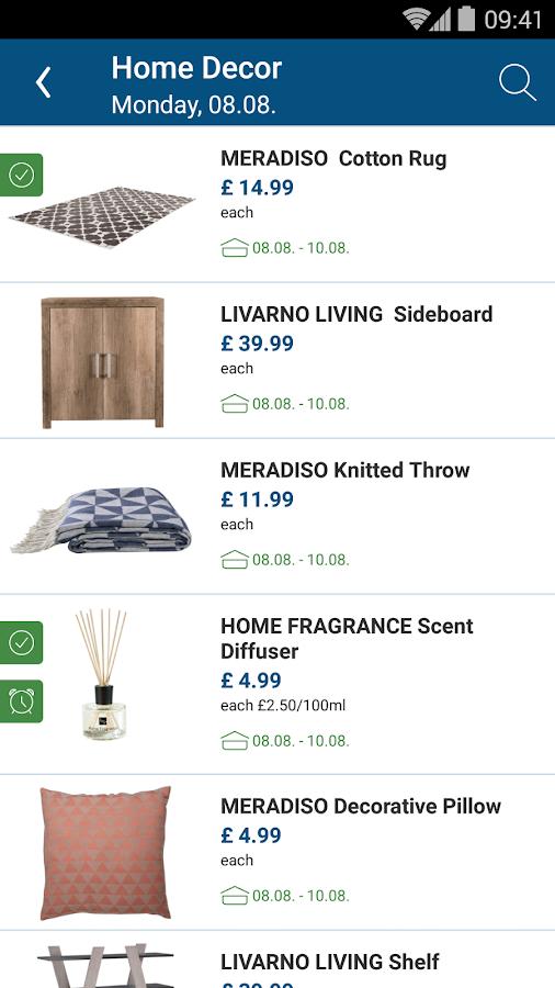 lidl offers leaflets android apps on google play. Black Bedroom Furniture Sets. Home Design Ideas