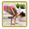 Yoga for Beginners at Home icon