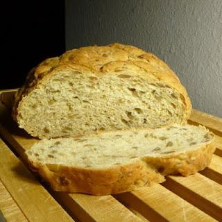 Sunny Oatmeal Bread.