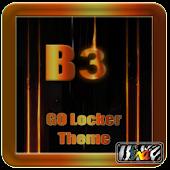 B3 GO Locker Theme
