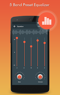 Music Player : HD MP3 player screenshot