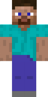 Old skin From older minecraft