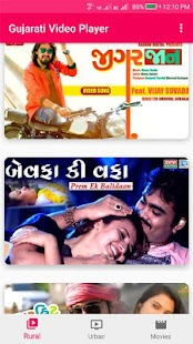 Gujarati Video Player - náhled